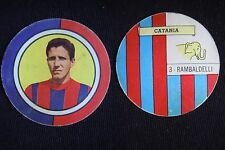 ***CALCIATORI DUCALE 1965/66*** RAMBALDELLI (CATANIA)