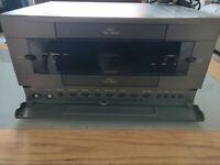 GO video Dual deck VCR - Vintage - Record - Copy