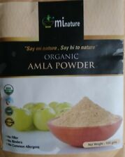100% Certified Organic AMLA Powder (60 capsules) Superfood