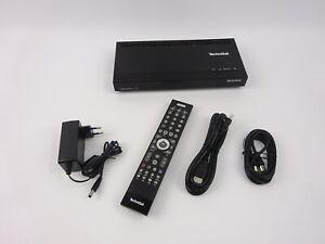 TechniSat TECHNISTAR K4 ISIO Kabel-Receiver mit vierfach-Tuner - W21-FB1980