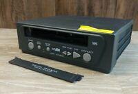 Funai VCR MFV210 No Remote Tested Works Broken Tape Door