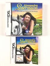Alexandra Ledermann Le mystère des chevaux sauvages DS / Jeu Sur Nintendo DS