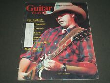 1976 MAY GUITAR PLAYER MAGAZINE - TOY CALDWELL - GREAT MUSIC COVER - K 972