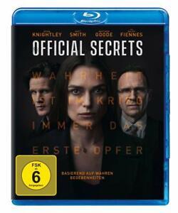 Official Secrets [Blu-ray/NEU/OVP] Politdrama nach wahren Begebenheiten um eine