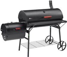 El Fuego Enola AY 307 Smoker Holzkohlegrill BBQ Profi Grillwagen