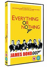 Everything Or Nothing : The Untold Story of 007 - James Bond - New DVD
