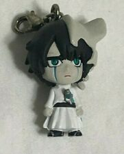 Key Ring Mascot Character Ulquiorra Cifer Bandai Bleach Anime Namco