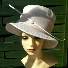 Hatbox Sinamay Formal Hats for Women