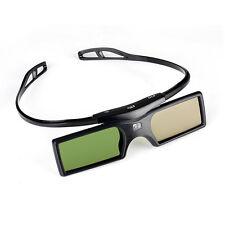 Durable 3D Active Shutter Glasses for DLP-LINK 3D BenQ Sharp LG NEC Projectors