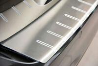 Ladekantenschutz für PEUGEOT TRAVELLER Abkantung Sicken AluNox® ROBUST
