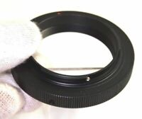 T2 to Nikon F Ai adapter Ring Lens Mount adapter T 2 screw in type 42mm