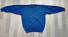PRINGLE of SCOTLAND Luxury Wool Pullover VINTAGE!!! MADE IN SCOTLAND Größe M