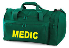 MEDIC Carry Kit Bag Printed Medic FIrst Aid Doctor Amblance Holdall