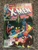 Uncanny X-Men #115 Sauron Returns(Marvel Comics) Wolverine