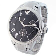 EMPORIO ARMANI AR4615 MECCANICO Classic Stainless Steel Womens Automatic Watch