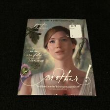 MOTHER! Bluray + DVD 2017 Brand New Sealed Jennifer Lawrence Mother Bluray