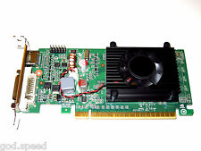 1GB Half Height Small Form Factor SFF Single Slot PCIe x16 Video Graphics Card
