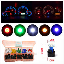 30 Sets 12V Green/Red/White/Blue/Yellow T5 LED 5050SMD Car Dashboard Panel Light