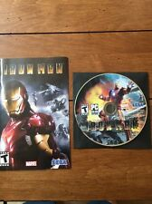Iron Man PC Perfect With Manual