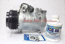 2007-2012 GMC Acadia 3.6l (V6) OEM USA Reman. AC compressor W/ 1 year warranty