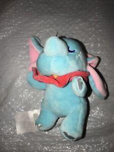 """Disney Dumbo Elephant Plush Soft 5"""" Stuffed Animal Toy"""