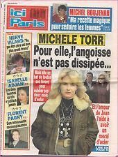 ▬►ICI PARIS 2333 MICHELE TORR_HERVÉ VILARD_ADJANI_PAGNY_BJORN BORG_JOHNNY CLEGG