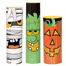Globos de fiesta de halloween, monstruos