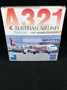 Dragon Wings Australian Airlines A321 1:400 Diecast Model