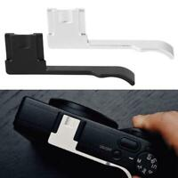 GR3 Aluminum Alloy Thumb Rest Up Hand Grip Replacement for Ricoh GR GRII Camera