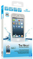 Naztech The Vault Waterproof Shock, Dirt & Snow Proof Case Cover, iPhone 5 White