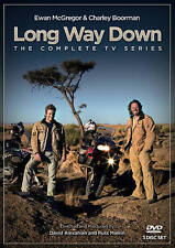Long Way Down New DVD Factory Sealed Ships in 24 hours!