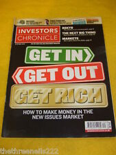 INVESTORS CHRONICLE - THE NEW ISSUES MARKET - MAY 19 2006