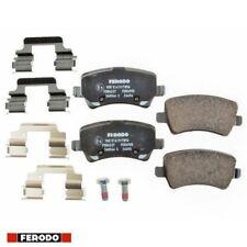 Range Rover Evoque vordere Bremsbeläge mit Clips - Ferodo ganz - LR043714