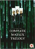 MATRIX Trilogy Part 1 2 3 Complete Movie Collection Reloaded Revolutions New DVD