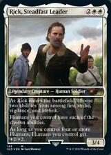 Rick, Steadfast Leader - [FOIL] Secret Lair: The Walking Dead (Preorder)