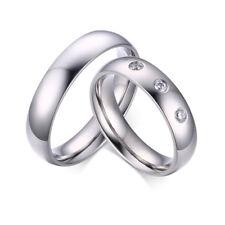 1 Partnerring Trauring Hochzeitsring Verlobungsring Ehering Gravur JPR043-2