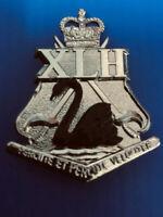 TENTH LIGHTHORSE Hat Badge