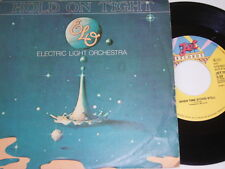 "7"" - Electric Light Orchestra Hold on tight & When Time stood still # 5119"