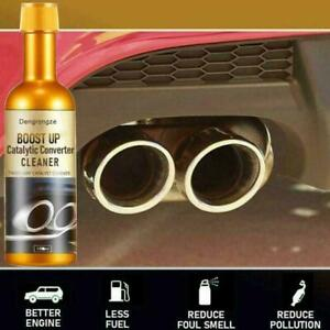 Boost Up Vehicle Engine Catalytic Converter Cleaner DeepCleaning Z0W5