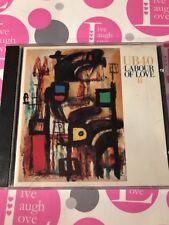 UB40 - Labour Of Love II CD 1989 Virgin Records America, Inc. [91324-2] U.S.A.