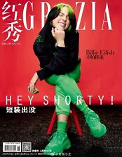 BILLIE EILISH COVER GRAZIA CHINA MAGAZINE FEBRUARY 2020