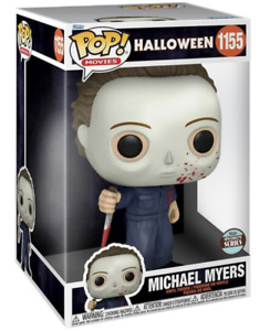 """Funko POP! Movies Halloween Michael Myers 10"""" Special Edition Speciality Series"""