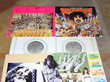 Frank ZAPPA - 200 Motel-ITALY PRESS. PROG. rock LP 33 U-Min. VINILE