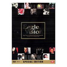 Eagle Vision DVD - Bee Gees,Tina Turner, Deep Purpl, Janet Jackson   (*New)