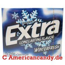 60 Streifen Wrigley's Winterfresh KAUGUMMI USA CHEWING GUM