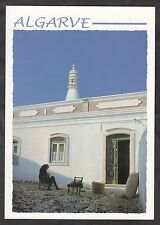 Postcard - C. 1990s View of a house in the Algarve, Portugal