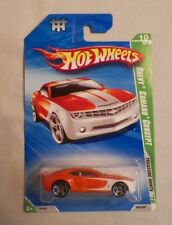 2010 Hot Wheels Chevy Camaro Concept Treasure Hunts Car