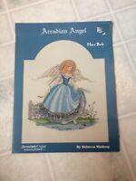 Serendipity Design Mar Bek Arcadian Angel Counted Cross Stitch Leaflet Pattern