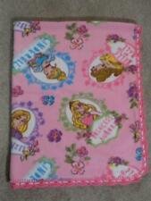 TODDLER/TWIN QUILT - DISNEY PRINCESSES - AURORA,BELLE,CINDERELLA & REPUNZEL