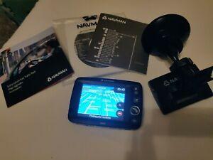 Navman N40i Portable GPS In Car Navigation System